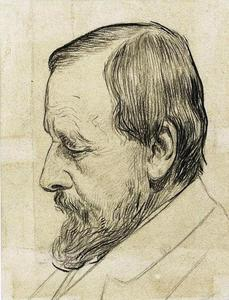 Portret van Johan Willem Meinard Schorer (1834-1903)