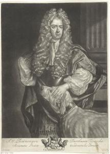 Portret van Jan van Beuningen (1667-1720)