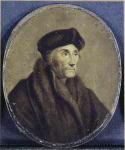 Portret van Desiderius Erasmus (?-1536)