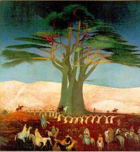 Pelgrimstocht naar de ceders van de Libanon