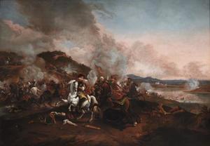 De Slag on Wenen in 1683