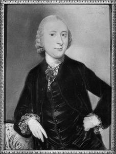 Portret van mogelijk Johannes Luden (1739-1794)
