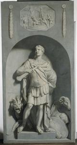 Voorstelling van Caius Julius Caesar