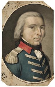 Portret van Johan Heinrich Thilo (1765-1834)