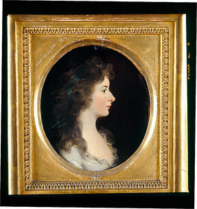 Portret van Elisabeth Adolfine Anne Alexandrine Torck (1767-1792)