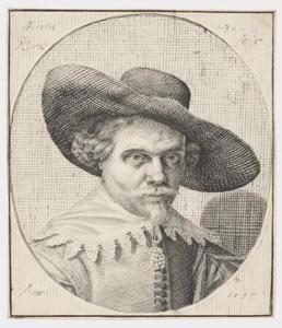 Portret van Pieter Kouwenhorn (1599- )