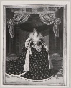 Portret van Maria de' Medici (1573-1642)