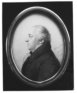 Portret van Charles Henri de Larrey (1742-1821)