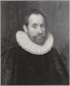 Portret van Gerrit Fransse Meerman (....-1609)