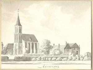Ravenswaay, gezicht op de kerk