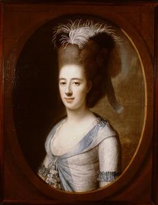 Portret van Cornelia Adriana Ockerse (1749-1800)