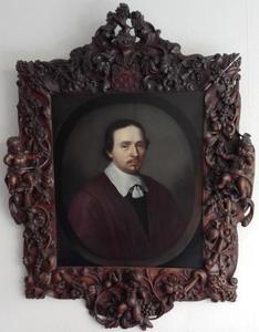 Portret van Jean Hennequin (1616-1670)