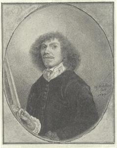 Zelfportret Hendrik Oldelandt (1615-1656)