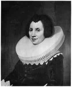 Portret van Alida van Barendrecht (1582-1638)