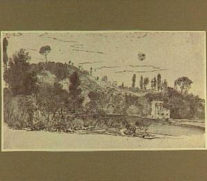 Italianiserend heuvellandschap