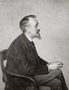 Portret van Antoon Derkinderen (1859-1925)