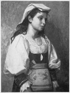 Zigeunermeisje