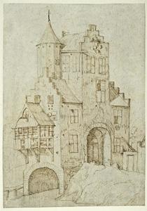 De Pellecussenpoort bij Utrecht