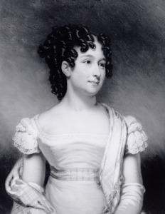Portret van Louisa van Vollenhoven (1790-1862)