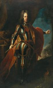 Statieportret van keizer Karel VI van Habsburg (1685-1740)