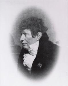 Portret van David Hoeufft (1762-1836)