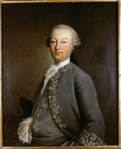 Portret van David Thomassen A Thuessink (1734-1817)