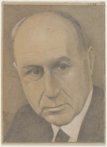 Portret van Eduard Maurits Meijers (1880-1954)