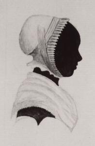 Portret van van een vrouw, mogelijk Henriette van Naerssen (1779-1820)
