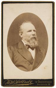 Portret van Willem III van Oranje-Nassau (1817-1890)