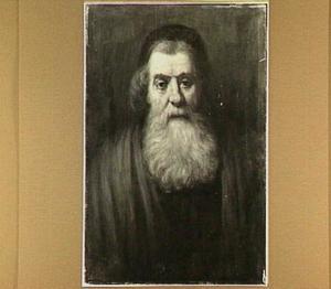 Portret van een rabbi