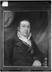 Portret van Cornelis Charles Six (1772-1833)
