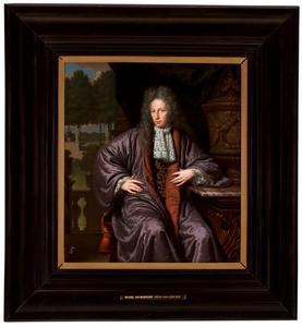 Portret van Pieter van Loon (1667-1727)