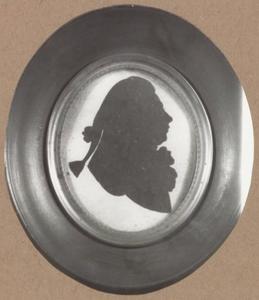 Portret van Johan Assueer Becius (1768-1823)