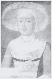 Portret van Joukjen IJlst ( -1824)