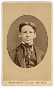 Portret van waarschijnlijk Henry Pauw (1863-1912)