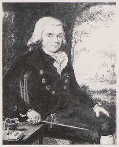Portret van Joseph Bernard (1767-1841)