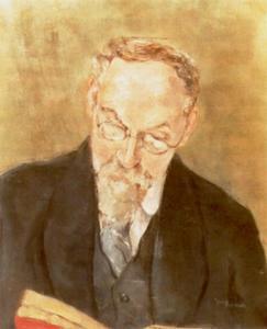 Portret van Gerard Bartel Brom (1882-1959)