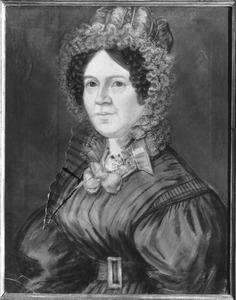 Portret van Petronella Jacoba Beyard (1786-1859)
