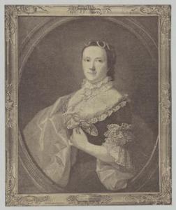 Portret van Cornelia Schellinger (1714- )