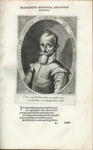 Portret van Francisco Hurtado de Mendoza (1546-1623)