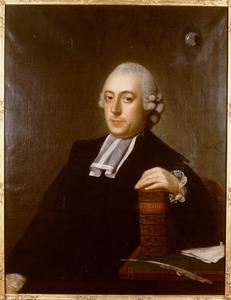 Portret van Pieter Roscam ( -1801)