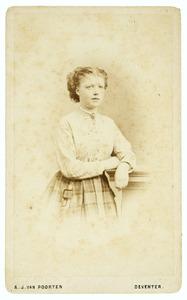 Portret van Woltera van Lennep (1852-1931)