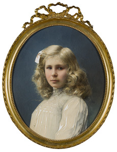 Portret van Adrienne Vegelin van Claerbergen (1891-1982)