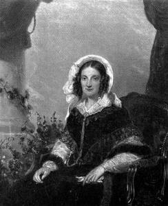 Portret van Henriëtte Sophia Wilhelmina Röell (1792-1870)