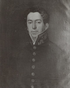 Portret van Etienne Charles Francois van Schuylenburch (1799-1844)