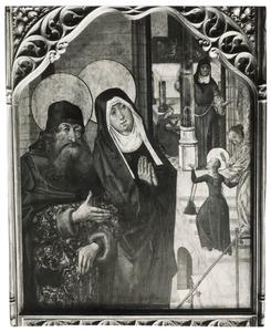 De presentatie van Maria in de tempel