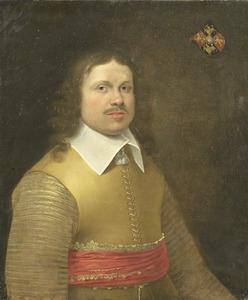 Portret van Herman Gijsbert van der Hem van Neederstein (....-1671)
