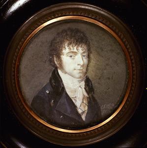 Portret van Erdwin Adrianus de Jongh (1777-1833)