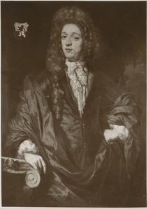 Portret van Daniel Radermacher (1664-1708)