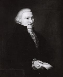 Portret van Hendrik Jacob van Hengst (1742-1817)